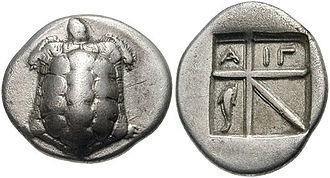 Silver Drachma Coins