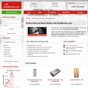 GoldBroker.com