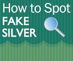 Spot Fake Silver