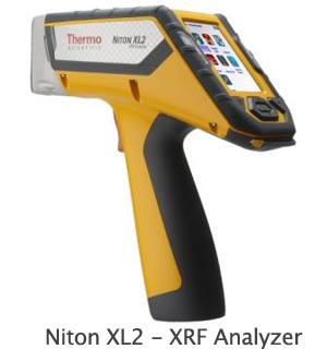 Niton XL@ - XRF Analyzer