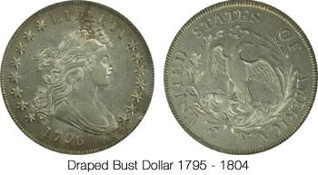 Draped Bust Dollar