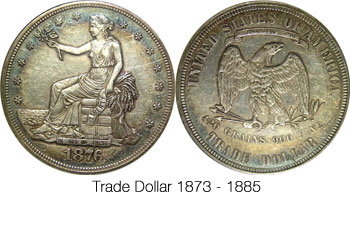 US Trade Dollar