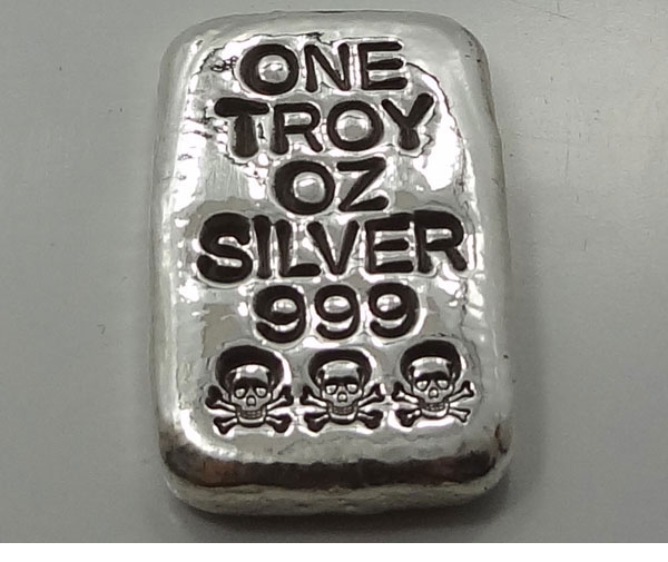 10 Oz Silver Bar Size