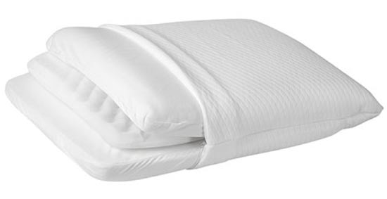Pillowcase silver ion