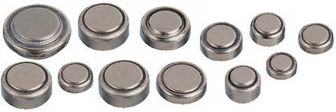 Silver Oxide Batteries