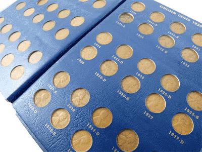Coin Collecting Album