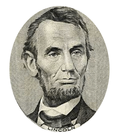 Five Dollar Lincoln