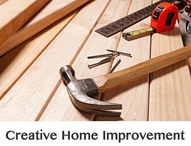Creative Home Improvement
