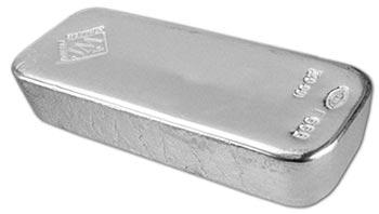 Silver Bar 100oz