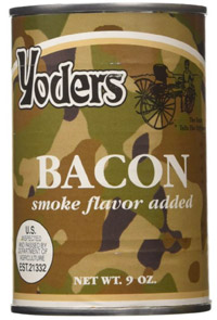 Yoders Canned Bacon
